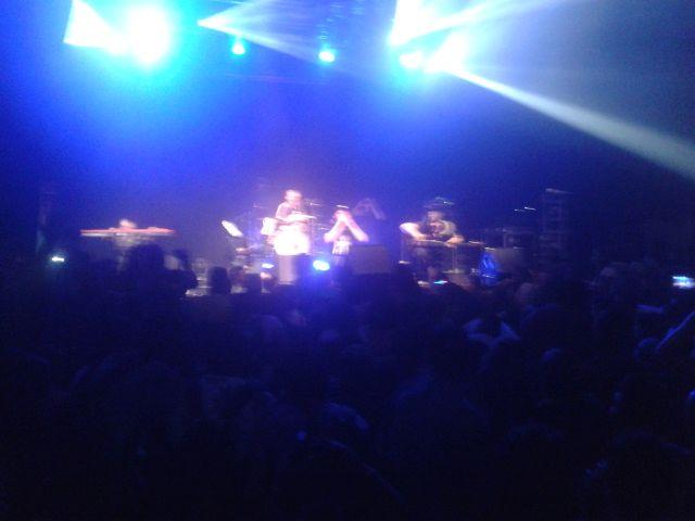 Photo du concert du 10 novembre 2016